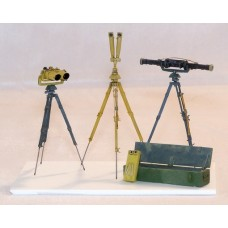 German Field Optical Equipment, 1/35