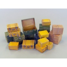 Small transport boxes 1/35