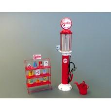 Gasoline stand, 1/35