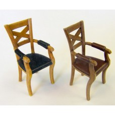 Chairs with armrests, 1/35