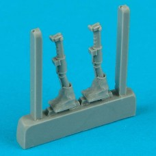 1/32 Bf 109 control lever