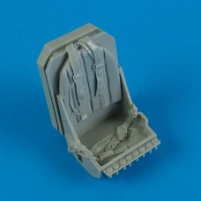 1/32 Spitfire Seat with Safety Belts
