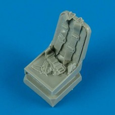 1/32 Me 262A seat with seatbelts