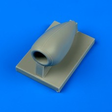 1/32  Fw 190D-9 Air Scoop for Hasegawa kit
