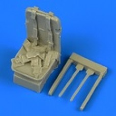 1/32 P-51D Mustang seat with safety belts kit