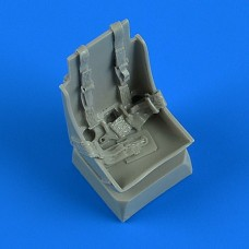 1/32 P-51B Mustang Seat with Safety Belts