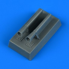 1/32 Gloster Gladiator Air Intakes for ICM kit