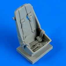 1/32 Me 163B Seat with Safety Belts for Meng kit