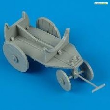 1/48 German WWII Fuel Tank Cart