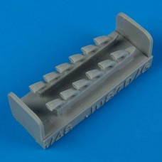 1/48 Junkers Ju 87D/G Exhaust for Hasegawa kit