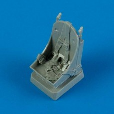 1/48 P-39 Aircobra Seat with Safety Belts