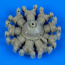 1/48 Antonov An-2 Engine for Hobby Boss kit