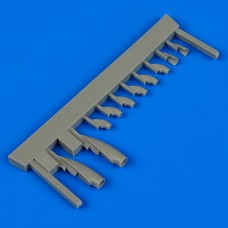 1/48 EA-6B Prowler air scoops for Kinetic kit