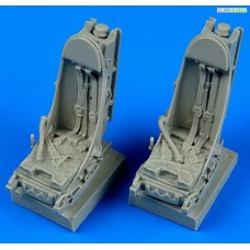 1/48 A-37 Dragonfly ejection seats with safety belts for Trumpeter kit