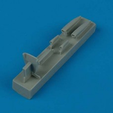 1/72 MiG-21 MF/bis/SMT Air Scoops for Fujimi kit