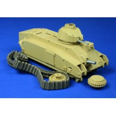 75mm & 47mm & 7.5mm MG for Char B1 bis (1/35)