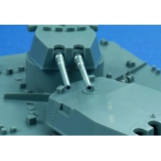 """14"""" L/45 (35.6 cm) Mark VII for King George V-class (1/350)"""