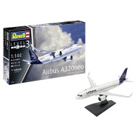 """Airbus A320 Neo Lufthansa """"New Livery"""" 1/144"""