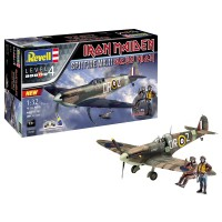 "Spitfire Mk.II ""Aces High"" Iron Maiden 1/32"