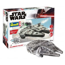 Build & Play - Millennium Falcon 1/164