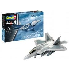 Lockheed Martin F-22A Raptor 1/72