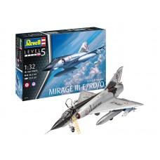 Dassault Mirage III E/RD/Q 1/32