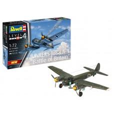 "Junkers Ju 88A-1 ""Battle of Britain 1/72"