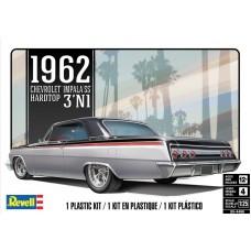 1962 Chevy Impala SS Hardtop 3in1 1/25