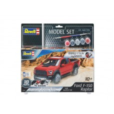 Ford F-150 Raptor Model Set 1/24