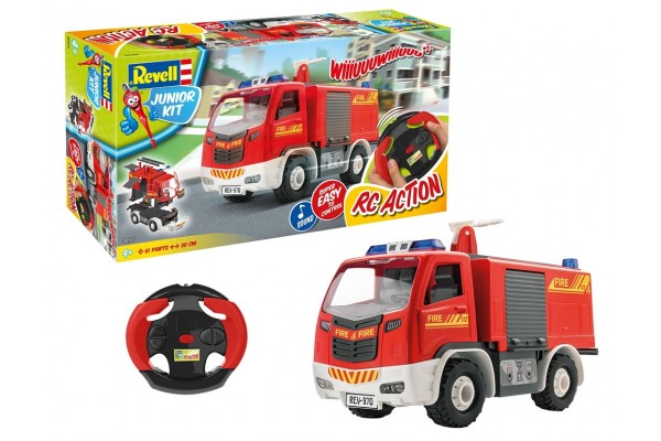 Junior Kit RC Fire Truck