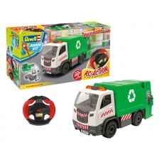 Junior Kit RC Garbage Truck