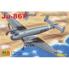 Junkers Ju 86P 1/72