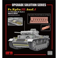 UPGRADE SOLUTION for Panzer III Ausf.J 1/35