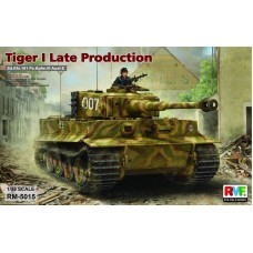 Tiger I Late Production Sd.Kfz. 181 Pz.kpfw.VI Ausf. E 1/35