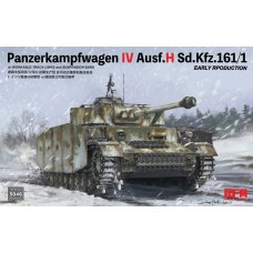 Pz.Kpfw.IV Ausf.H Sd.Kfz.161/1 Early Production 1/35