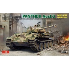 Panther Ausf.G Early / Late Production 1/35