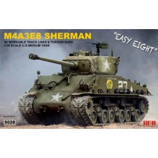 "M4A3E8 Sherman ""Easy Eight"" 1/35"