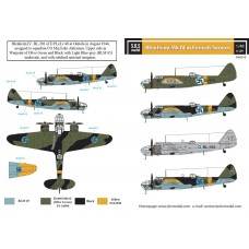 SBS D48019 Bristol Blenheim Mk. IV. in Finnish Service 1/48