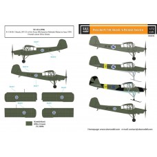 SBS D48030 Fieseler Fi-156 Storch in Finnish Service 1/48