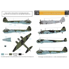 SBS D48041 Finnish Bombers - Post War Markings 1/48