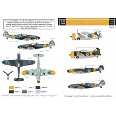 SBS D48039 Hans Wind - Finland's Top Ace WW II Vol.II 1/48