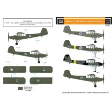SBS D72030 Fieseler Fi-156 Storch in Finnish Service 1/72