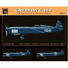 SBS 7023 Caudron C.460 1/72