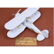 SBS 72047 Gloster Gladiator exterior detail set for Airfix kit 1/72
