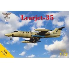 Gates Learjet 35 1/72
