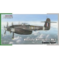 """Westland Whirlwind Mk.I """"Cannon Fighter"""" 1/32"""