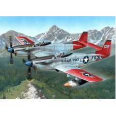 """North American F-82H Twin Mustang  """"Alaskan All Weather Fighter"""" 1/72"""