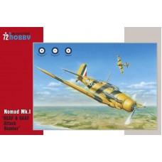 Northrop Nomad Mk.I RCAF & SAAF Attack Bomber 1/72
