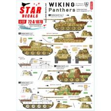 Star Decals 72-A1070 Wiking #1 1/72