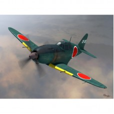 Mitsubishi J2M2 Raiden model 11 (late version) 1/72